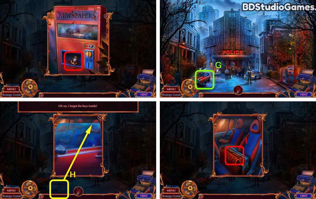 Fatal Evidence: The Missing Walkthrough Screenshot 0002
