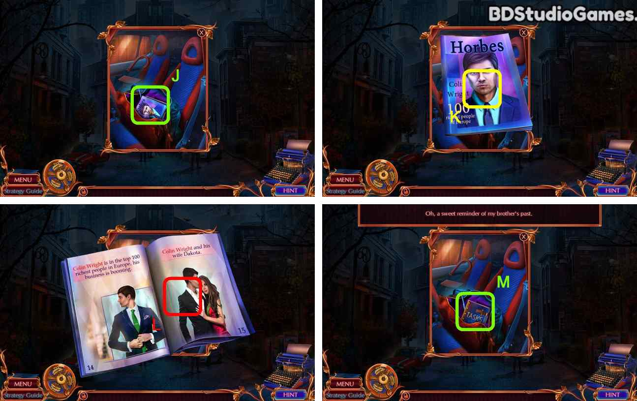 Fatal Evidence: The Missing Walkthrough Screenshot 0003