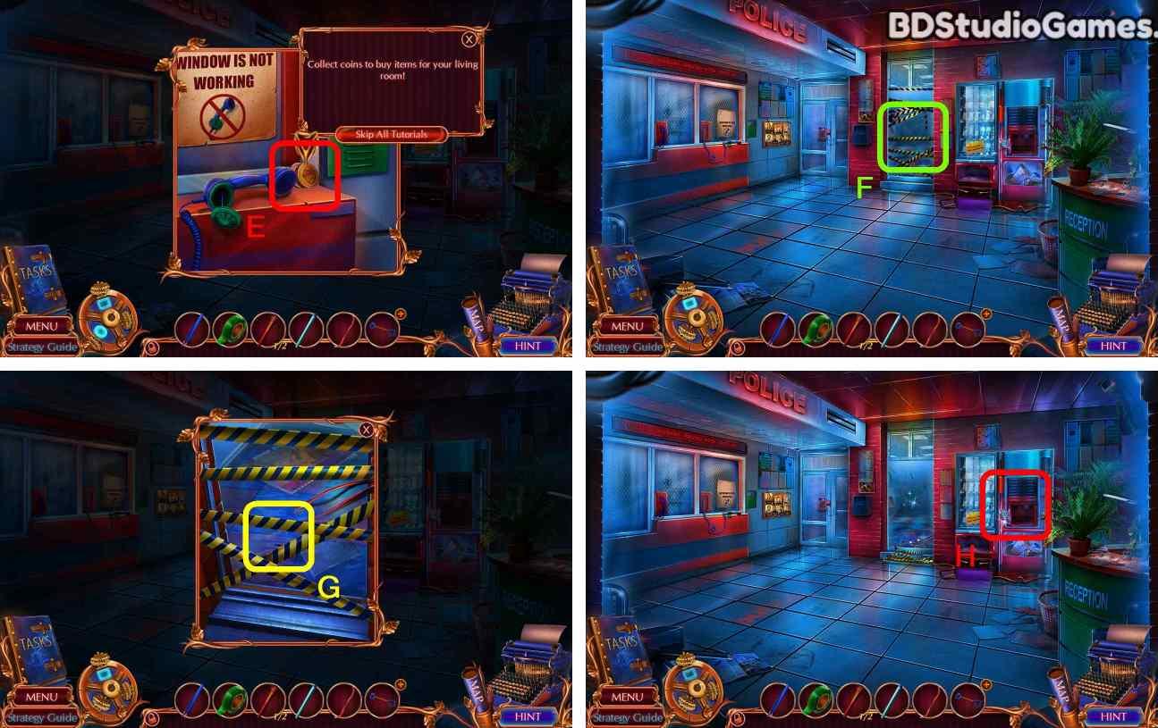 Fatal Evidence: The Missing Walkthrough Screenshot 0013