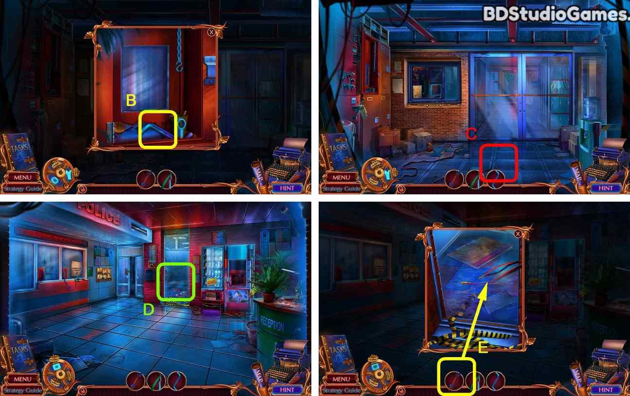 Fatal Evidence: The Missing Walkthrough Screenshot 0019