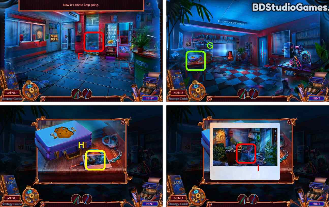 Fatal Evidence: The Missing Walkthrough Screenshot 0020
