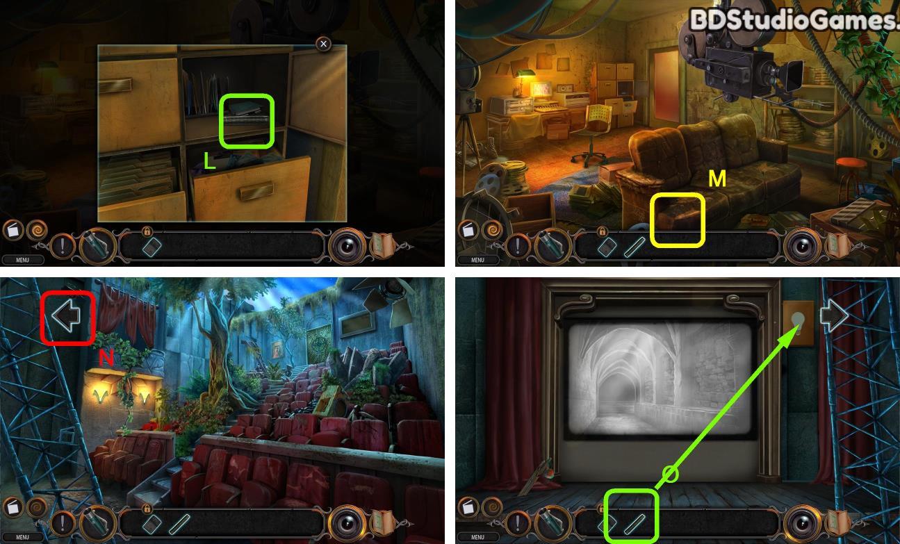 Fright Chasers: Director's Cut Walkthrough Screenshot 0055