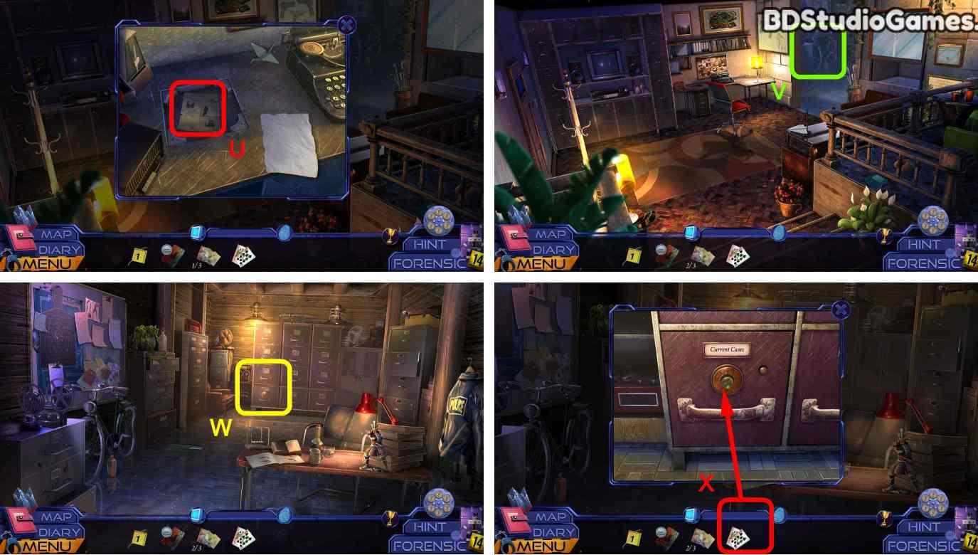 Ghost Files: Memory Of A Crime Walkthrough Screenshot 0059