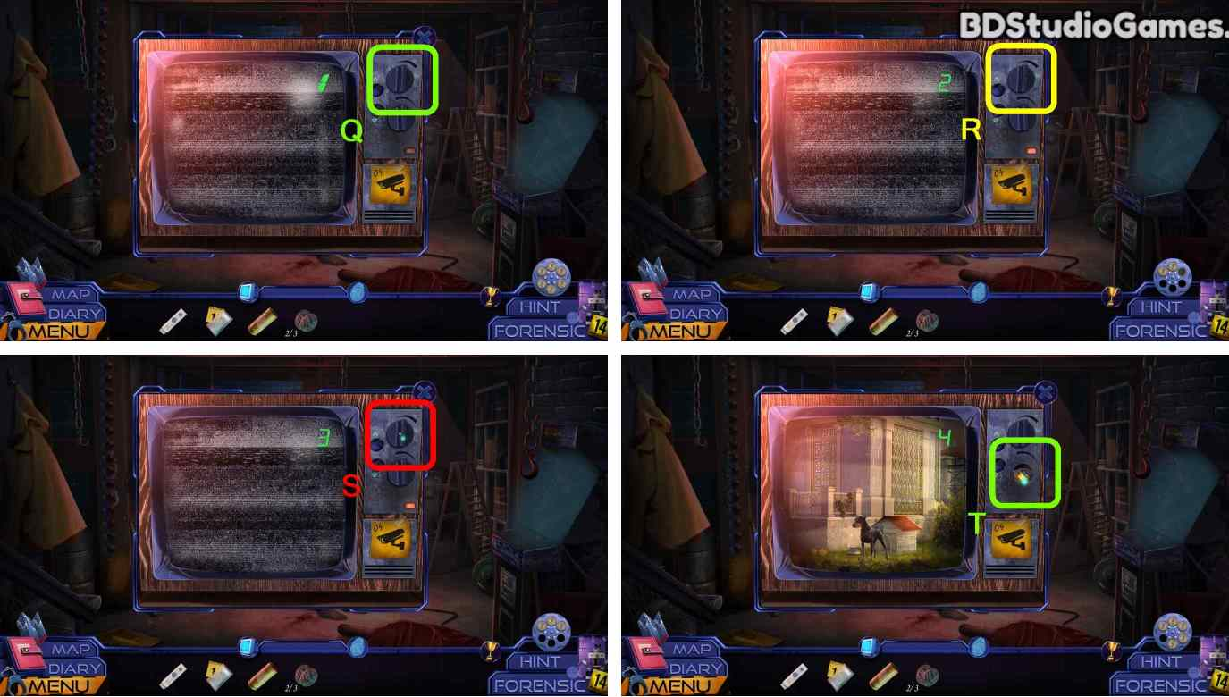 Ghost Files: Memory Of A Crime Walkthrough Screenshot 0084