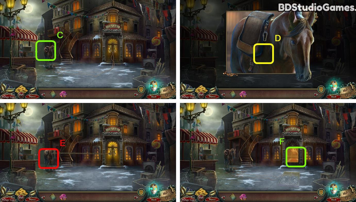 Grim Facade: The Black Cube Bonus Chapter Walkthrough Screenshot 0008