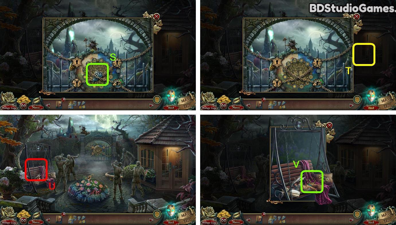 Grim Facade: The Black Cube Walkthrough Screenshot 0045