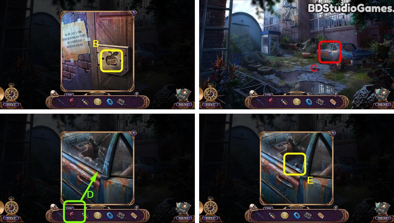 Grim Tales: Outcasts Walkthrough Screenshot 0040