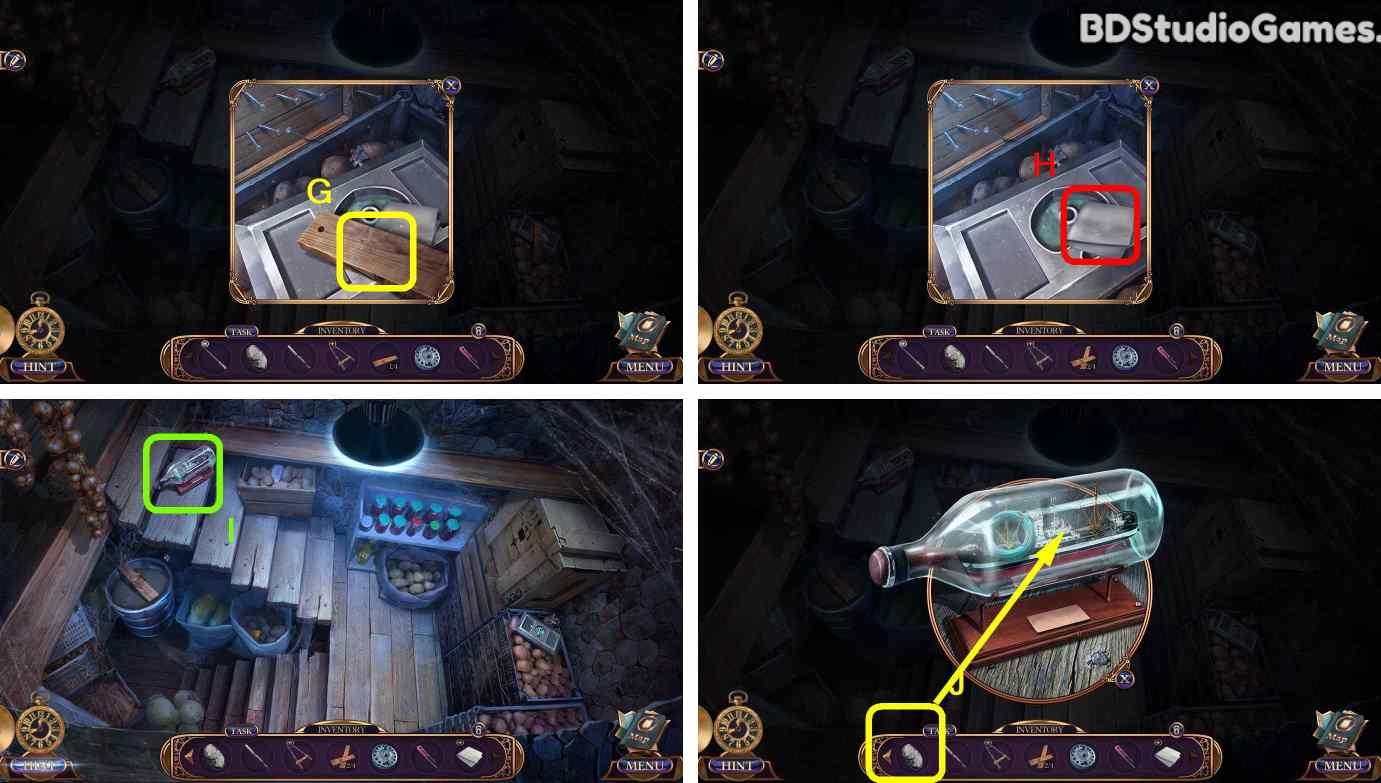 Grim Tales: The Nomad Game Bonus Chapter Walkthrough Screenshot 0017