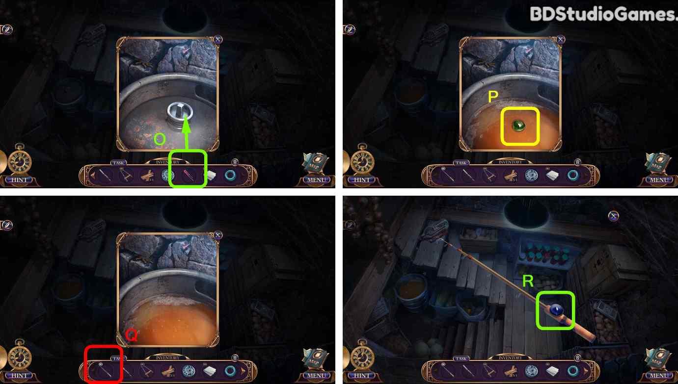 Grim Tales: The Nomad Game Bonus Chapter Walkthrough Screenshot 0019