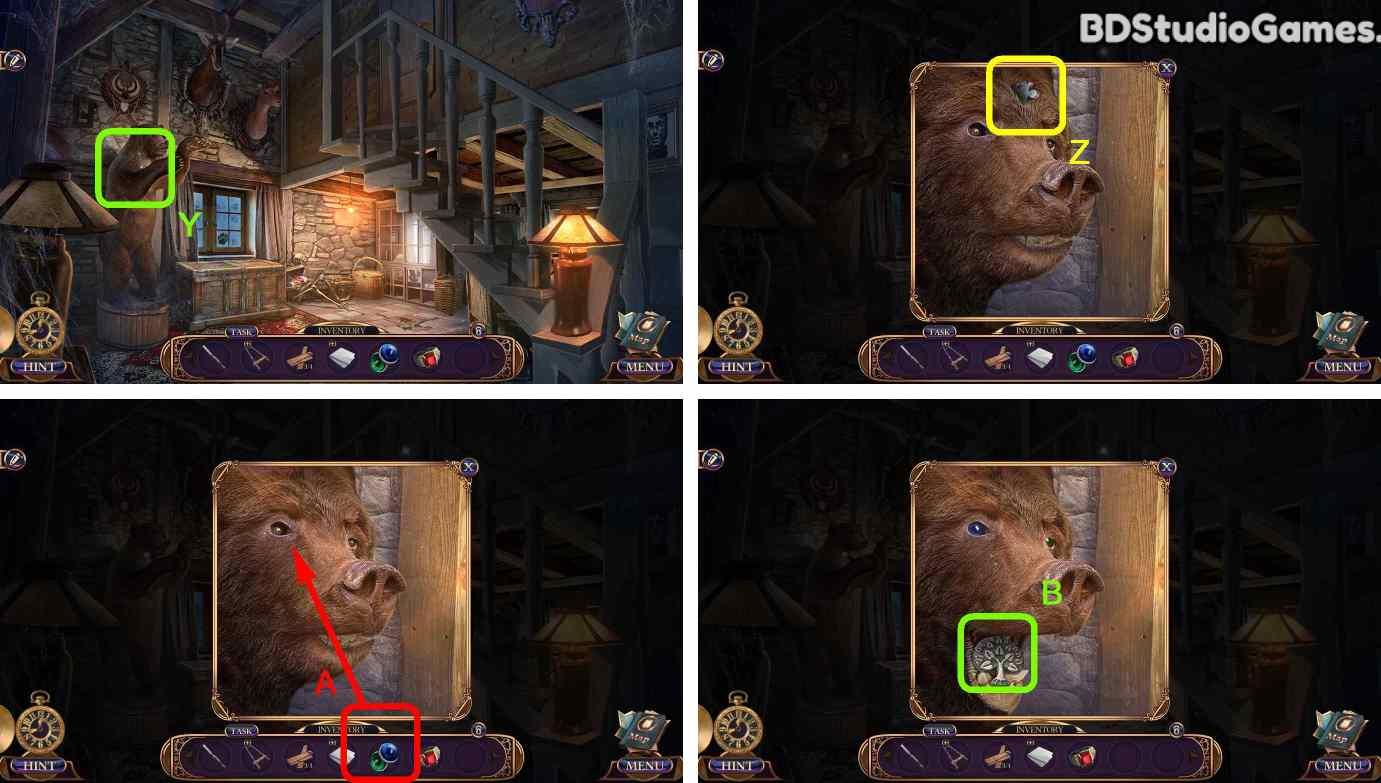 Grim Tales: The Nomad Game Bonus Chapter Walkthrough Screenshot 0022