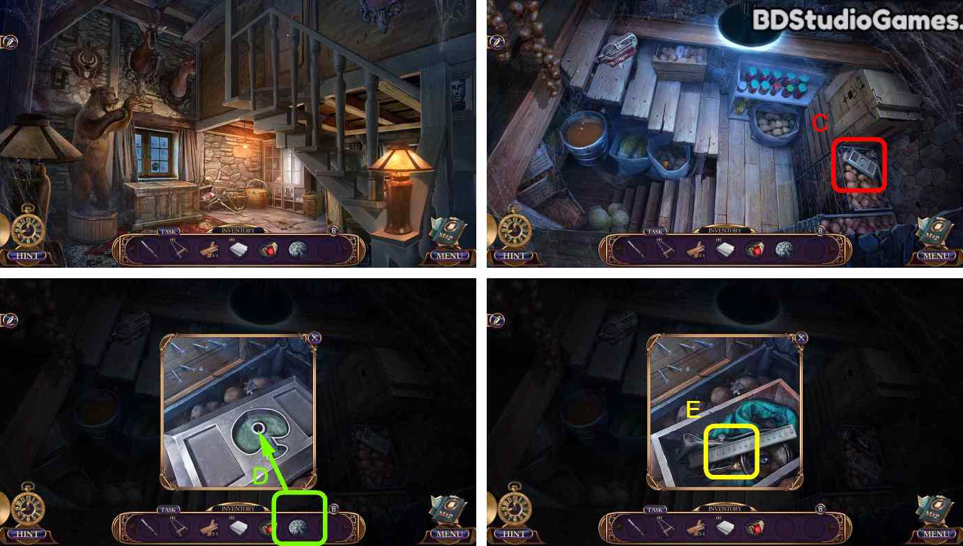 Grim Tales: The Nomad Game Bonus Chapter Walkthrough Screenshot 0023