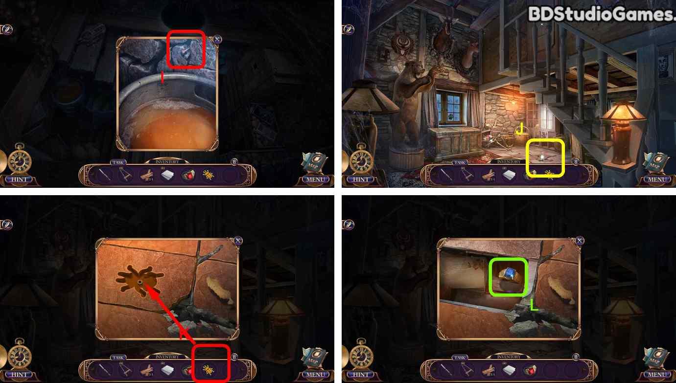 Grim Tales: The Nomad Game Bonus Chapter Walkthrough Screenshot 0025