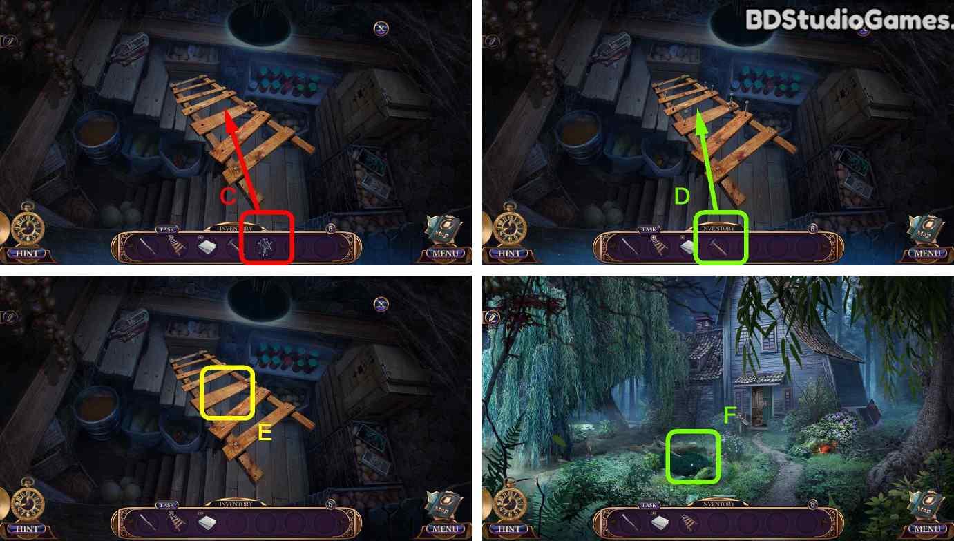 Grim Tales: The Nomad Game Bonus Chapter Walkthrough Screenshot 0030
