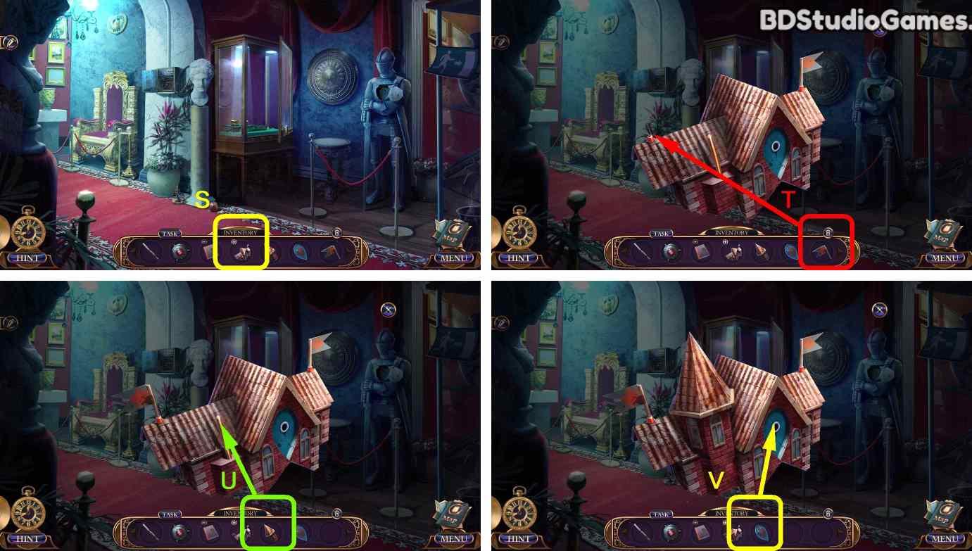 Grim Tales: The Nomad Game Bonus Chapter Walkthrough Screenshot 0047