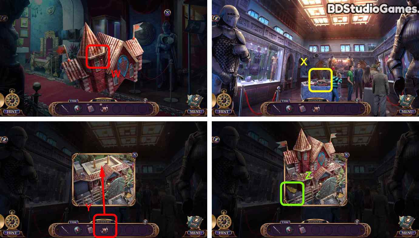 Grim Tales: The Nomad Game Bonus Chapter Walkthrough Screenshot 0048