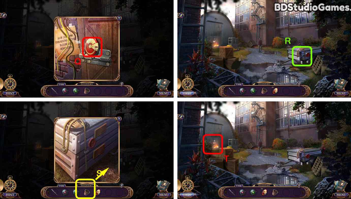 Grim Tales: The Nomad Game Bonus Chapter Walkthrough Screenshot 0053