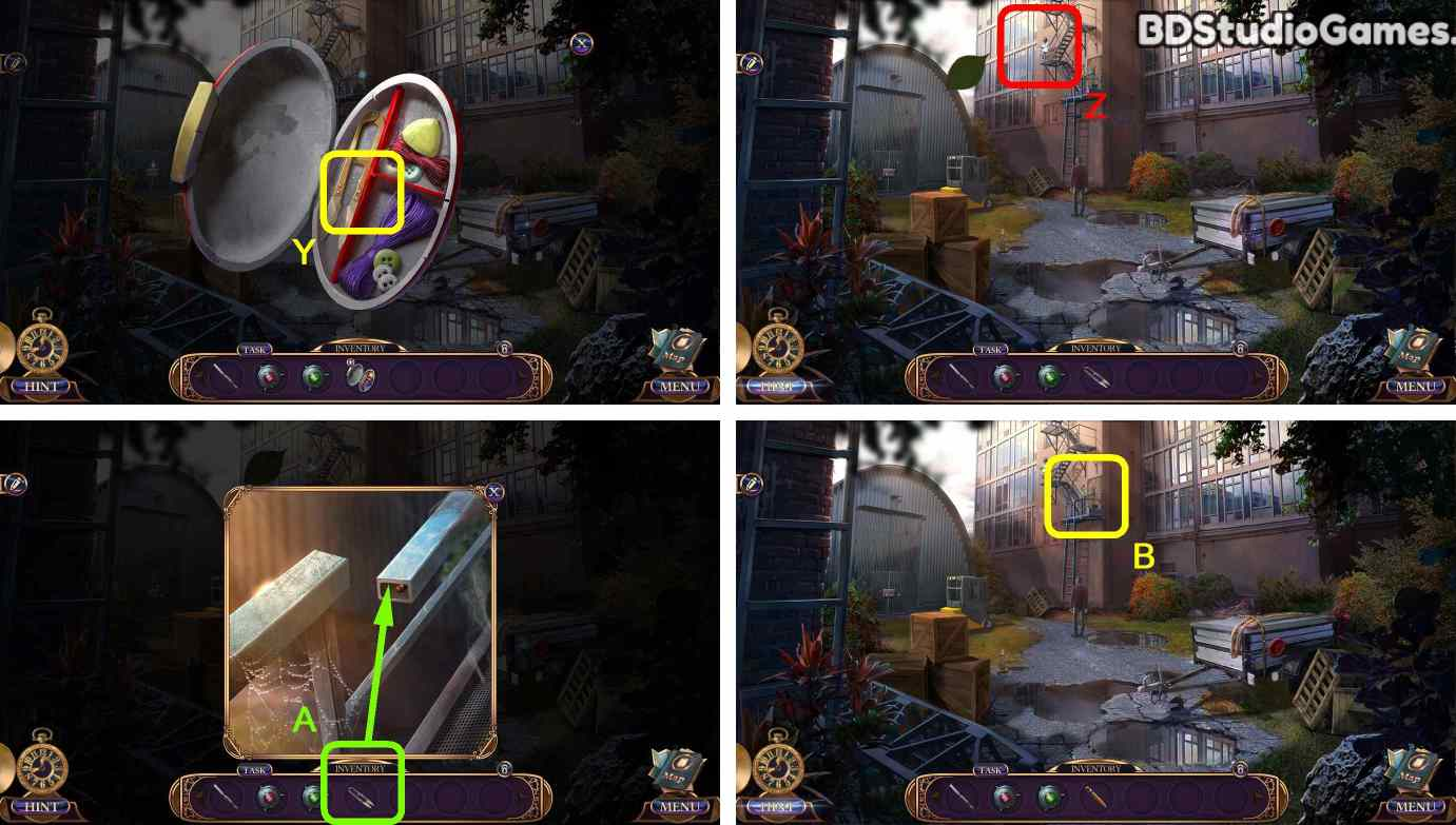 Grim Tales: The Nomad Game Bonus Chapter Walkthrough Screenshot 0055