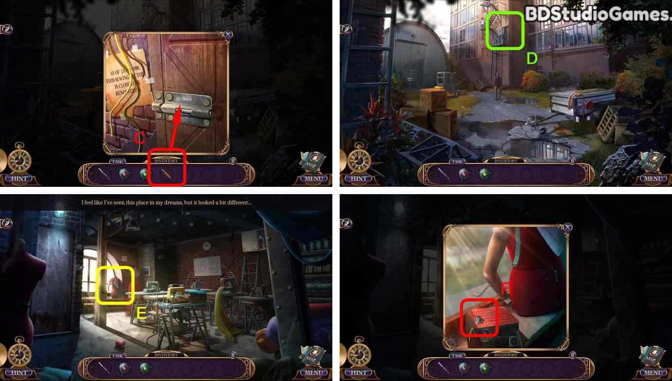 Grim Tales: The Nomad Game Bonus Chapter Walkthrough Screenshot 0056