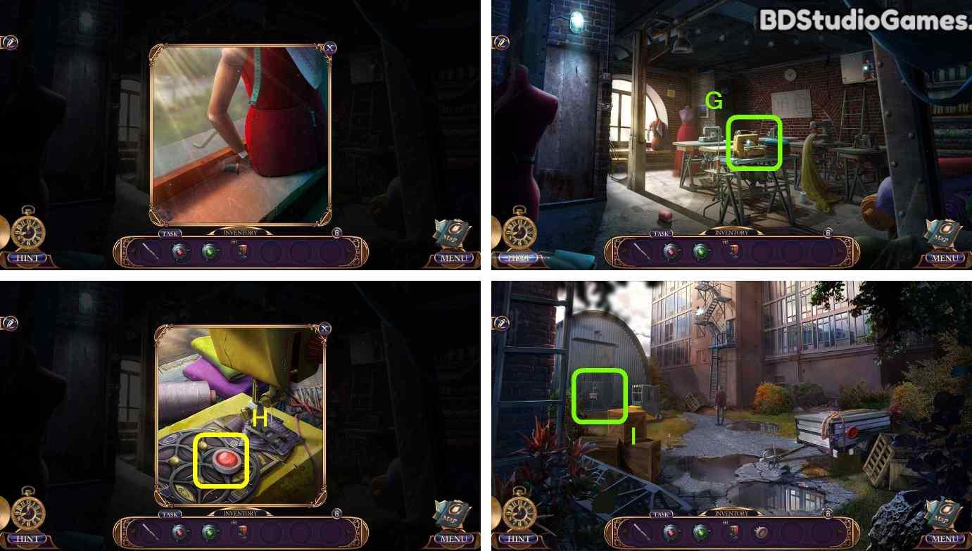 Grim Tales: The Nomad Game Bonus Chapter Walkthrough Screenshot 0057