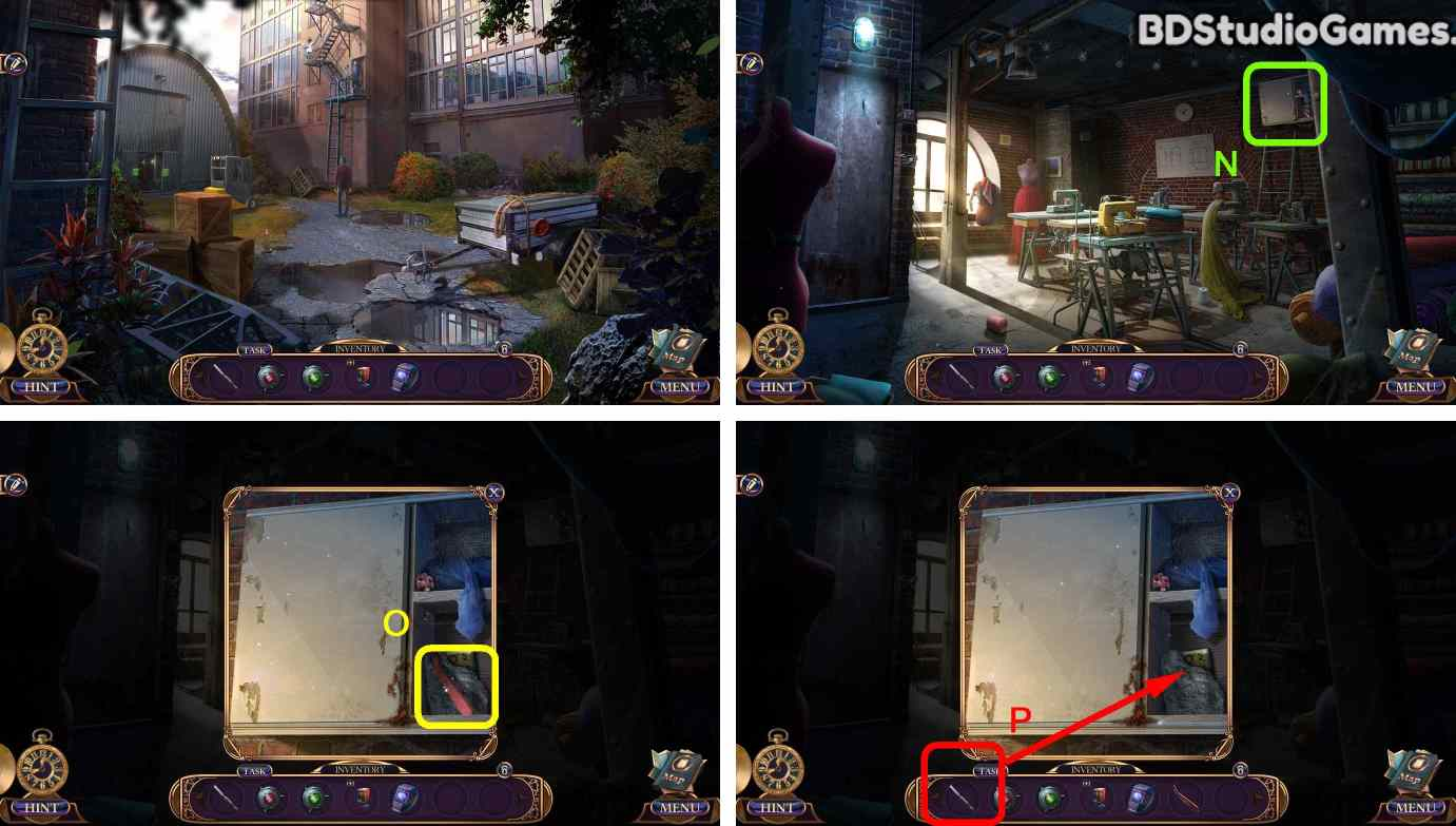 Grim Tales: The Nomad Game Bonus Chapter Walkthrough Screenshot 0059