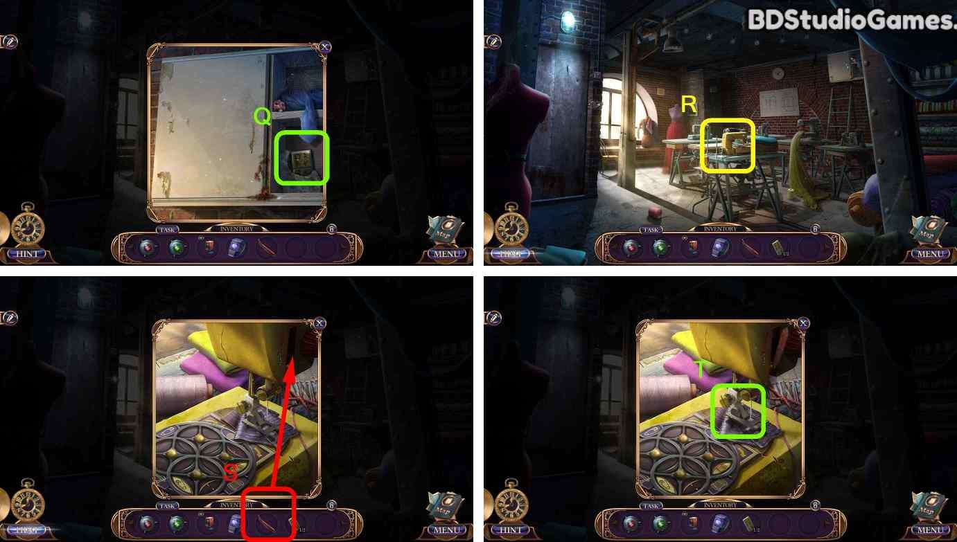 Grim Tales: The Nomad Game Bonus Chapter Walkthrough Screenshot 0060
