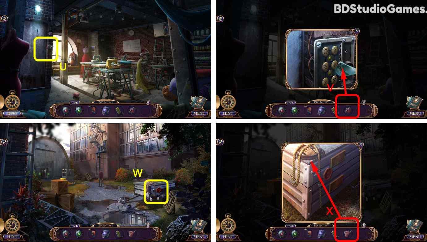 Grim Tales: The Nomad Game Bonus Chapter Walkthrough Screenshot 0061