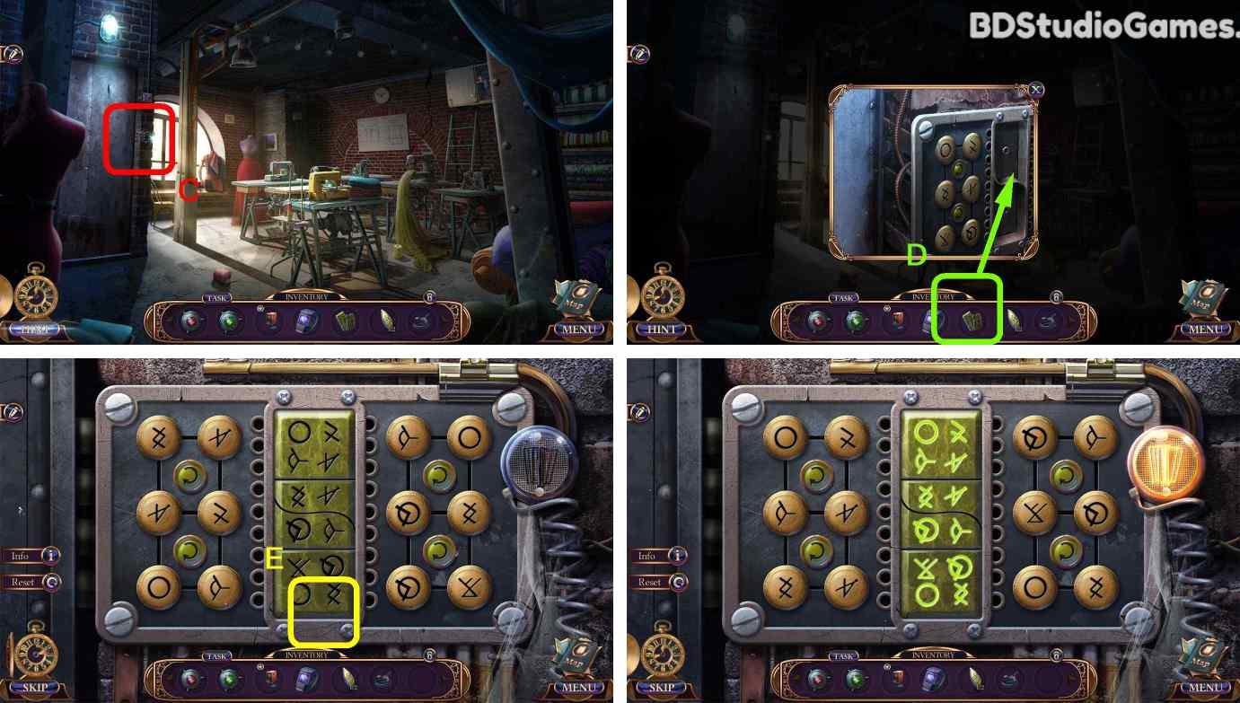 Grim Tales: The Nomad Game Bonus Chapter Walkthrough Screenshot 0063