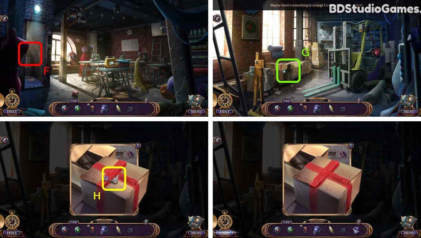 Grim Tales: The Nomad Game Bonus Chapter Walkthrough Screenshot 0064