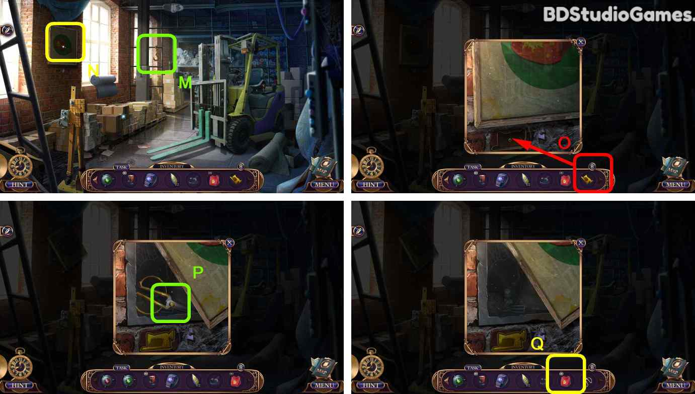 Grim Tales: The Nomad Game Bonus Chapter Walkthrough Screenshot 0066