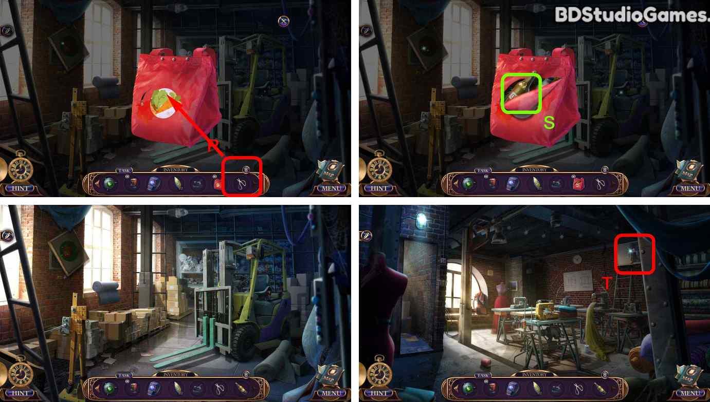 Grim Tales: The Nomad Game Bonus Chapter Walkthrough Screenshot 0067