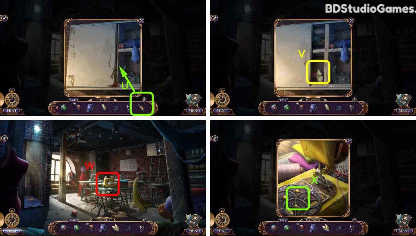 Grim Tales: The Nomad Game Bonus Chapter Walkthrough Screenshot 0068