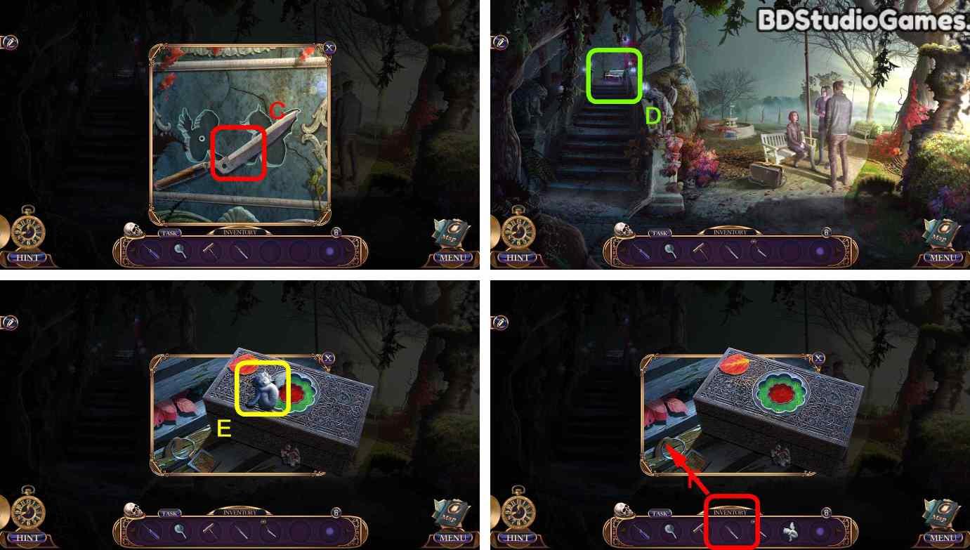 Grim Tales: The Nomad Game Walkthrough Screenshot 0141