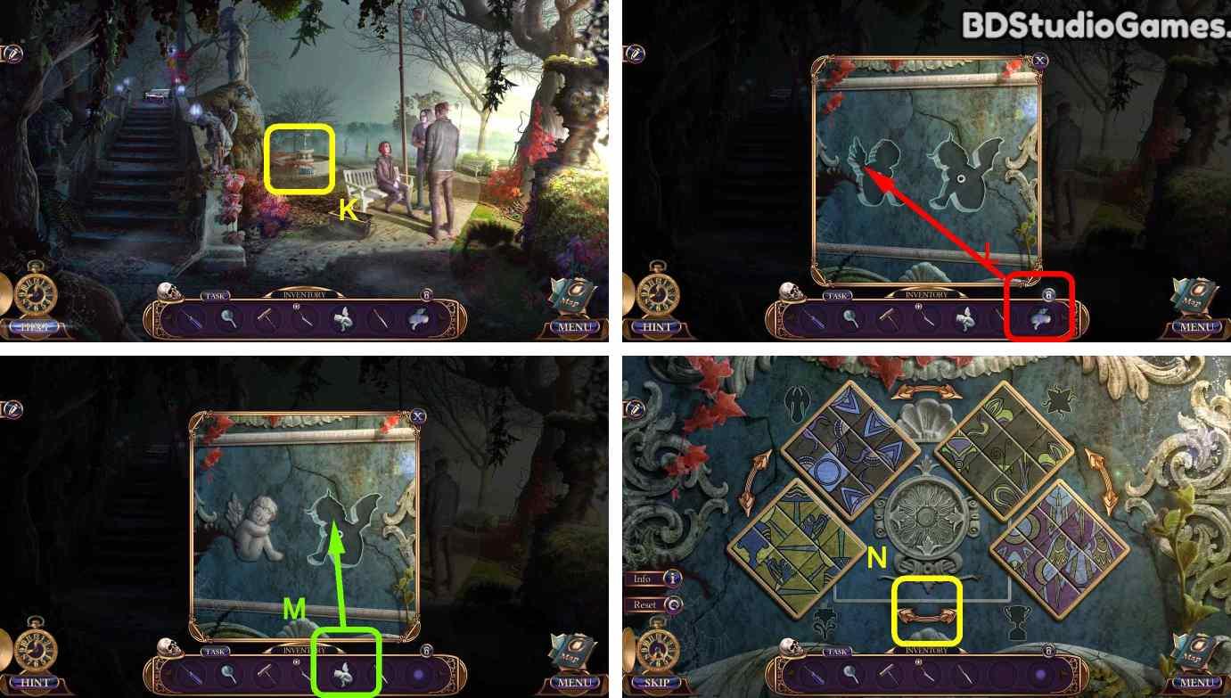 Grim Tales: The Nomad Game Walkthrough Screenshot 0143