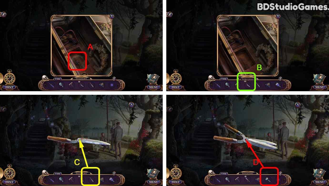Grim Tales: The Nomad Game Walkthrough Screenshot 0147