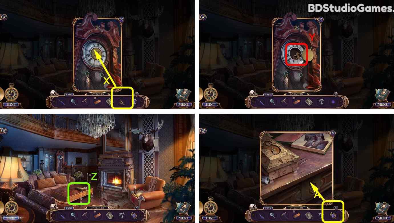 Grim Tales: The Nomad Game Walkthrough Screenshot 0153