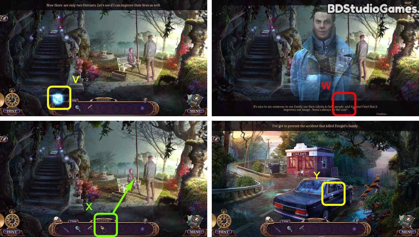 Grim Tales: The Nomad Game Walkthrough Screenshot 0159