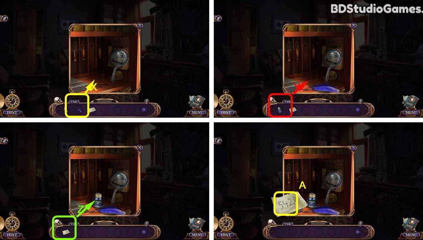 Grim Tales: The Nomad Game Walkthrough Screenshot 0172