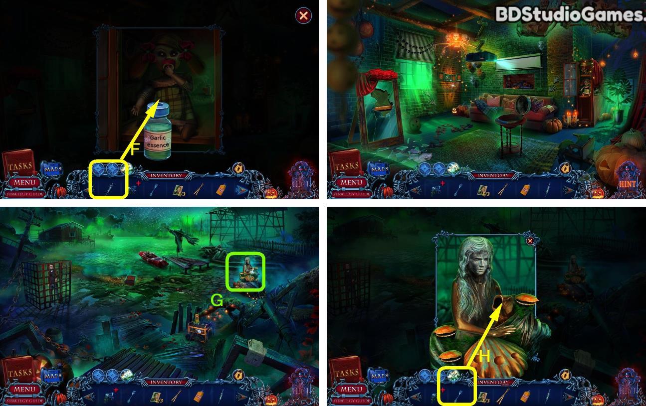 Halloween Chronicles: Monsters Among Us Beta Version Walkthrough Screenshot