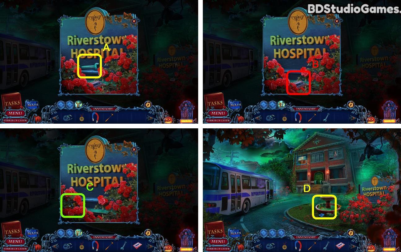 Halloween Chronicles: Monsters Among Us Bonus Chapter Walkthrough Screenshot 0029