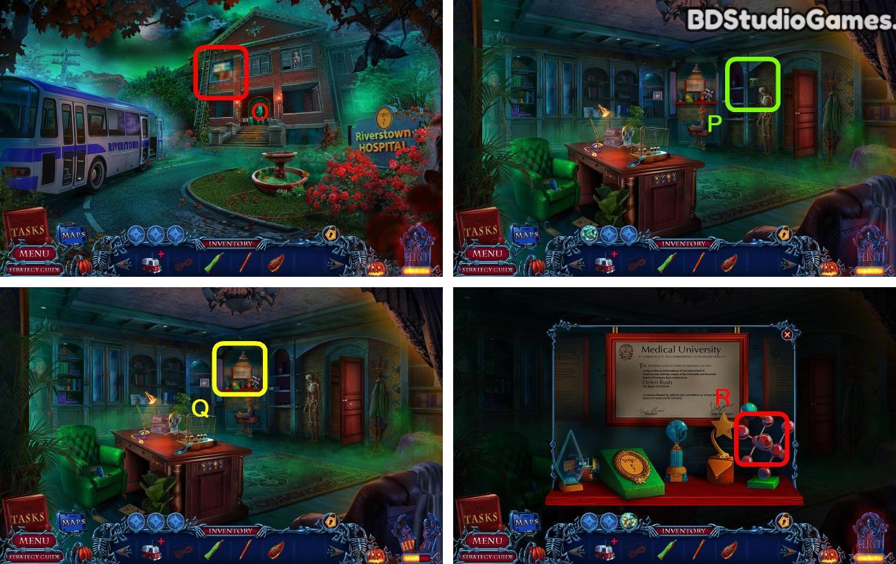 Halloween Chronicles: Monsters Among Us Bonus Chapter Walkthrough Screenshot 0039