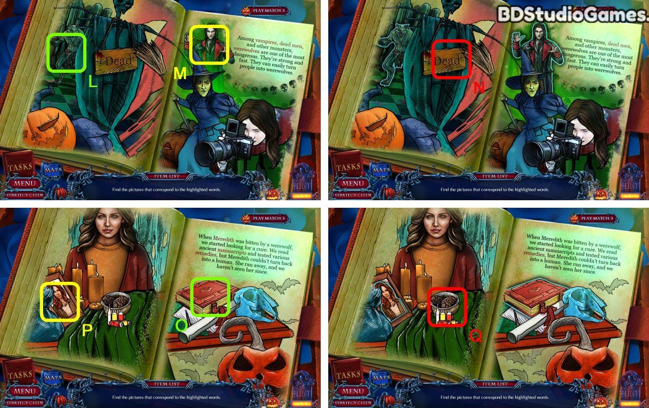 Halloween Chronicles: Monsters Among Us Walkthrough Screenshot 0109