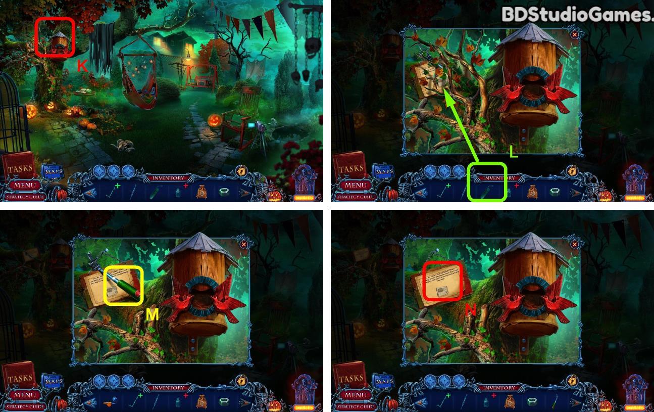 Halloween Chronicles: Monsters Among Us Walkthrough Screenshot 0154