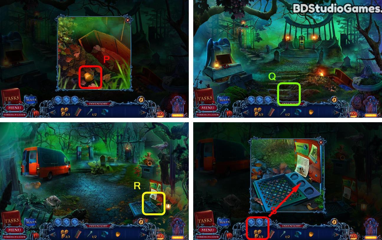 Halloween Chronicles: Monsters Among Us Walkthrough Screenshot 0201