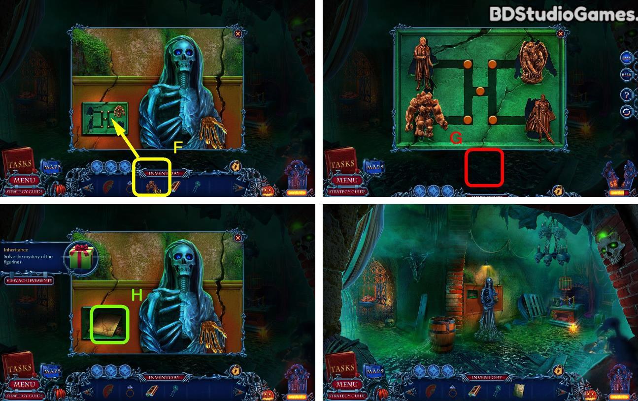 Halloween Chronicles: Monsters Among Us Walkthrough Screenshot 0212
