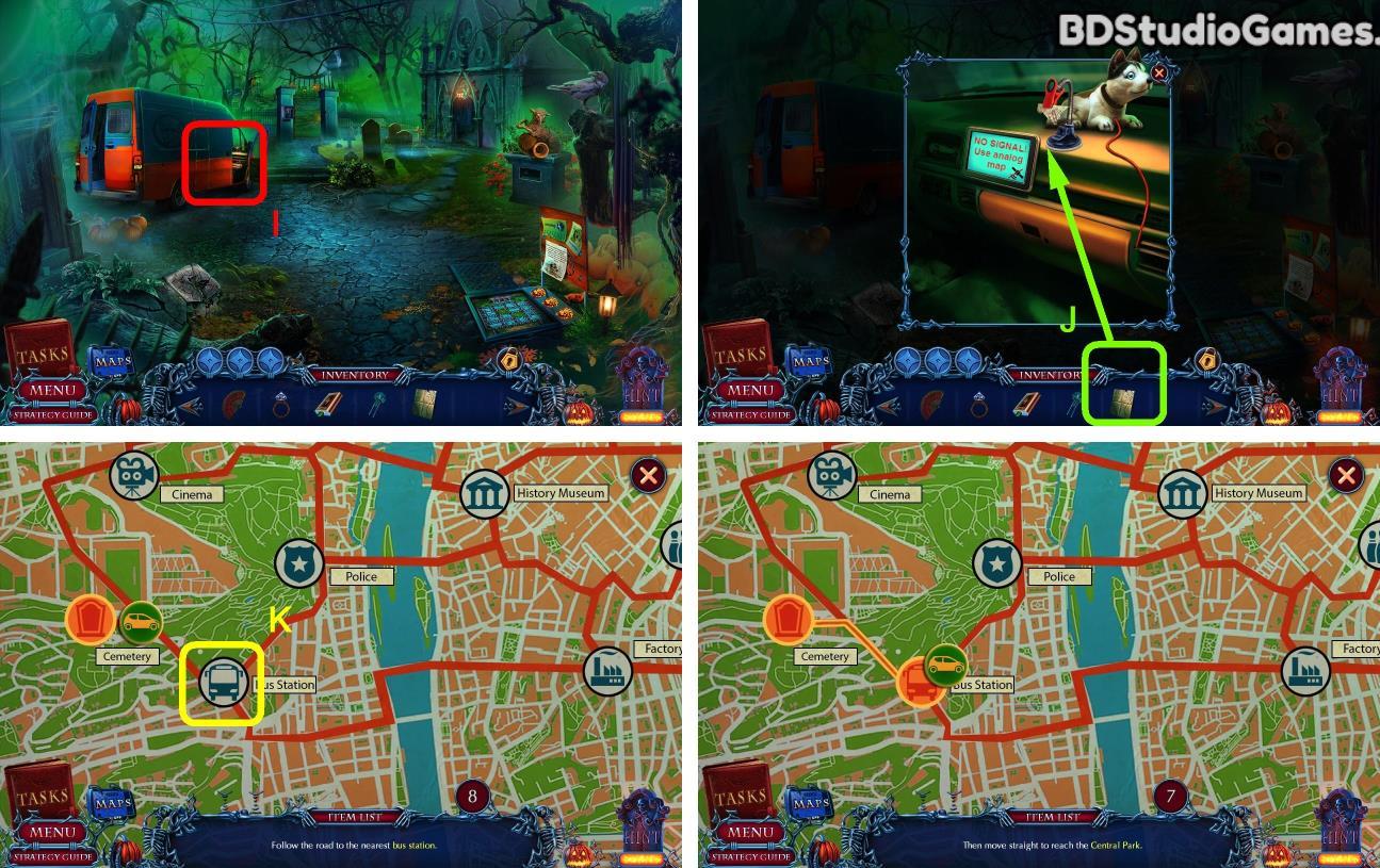 Halloween Chronicles: Monsters Among Us Walkthrough Screenshot 0213