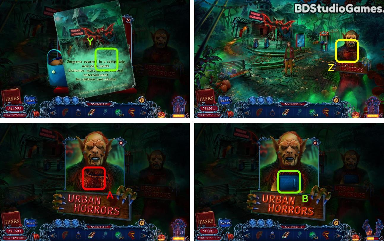 Halloween Chronicles: Monsters Among Us Walkthrough Screenshot 0217