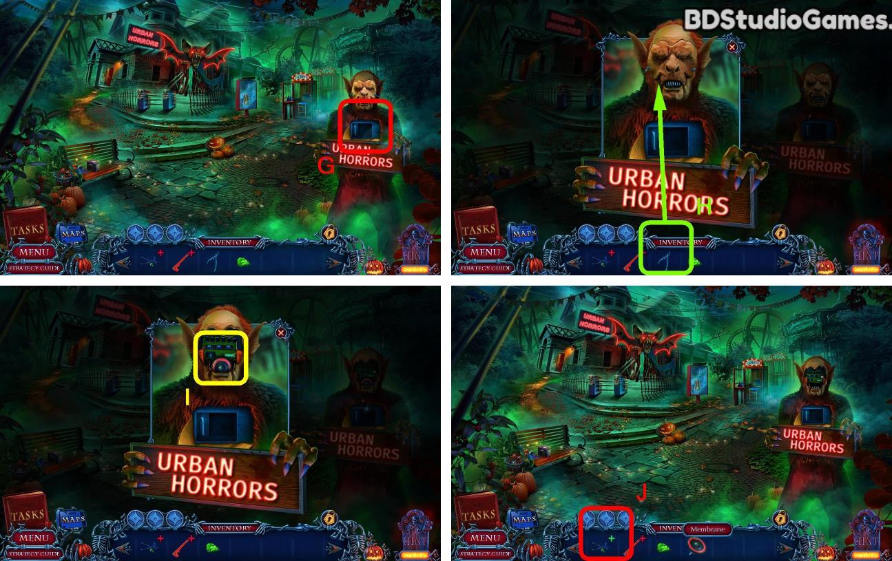 Halloween Chronicles: Monsters Among Us Walkthrough Screenshot 0252