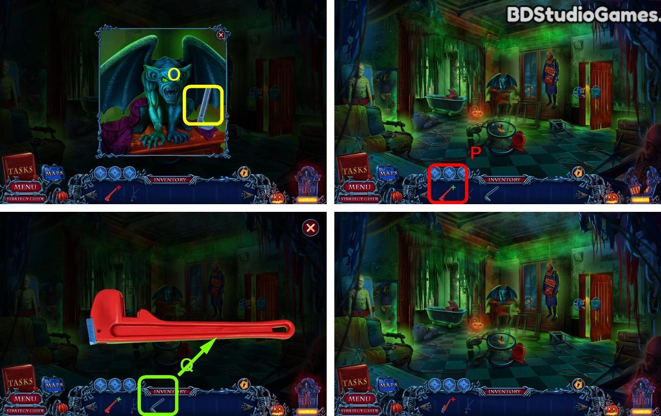 Halloween Chronicles: Monsters Among Us Walkthrough Screenshot 0254