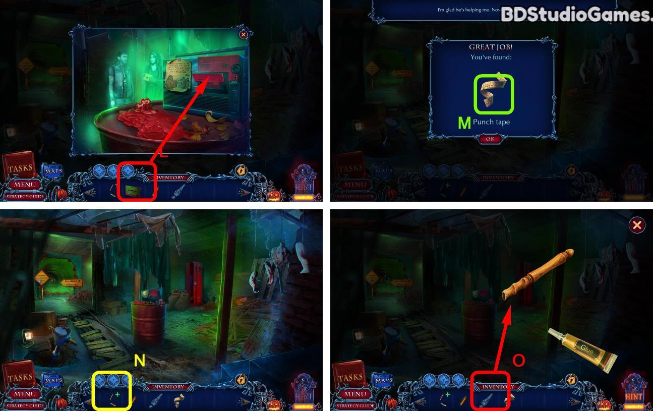Halloween Chronicles: Monsters Among Us Walkthrough Screenshot 0267