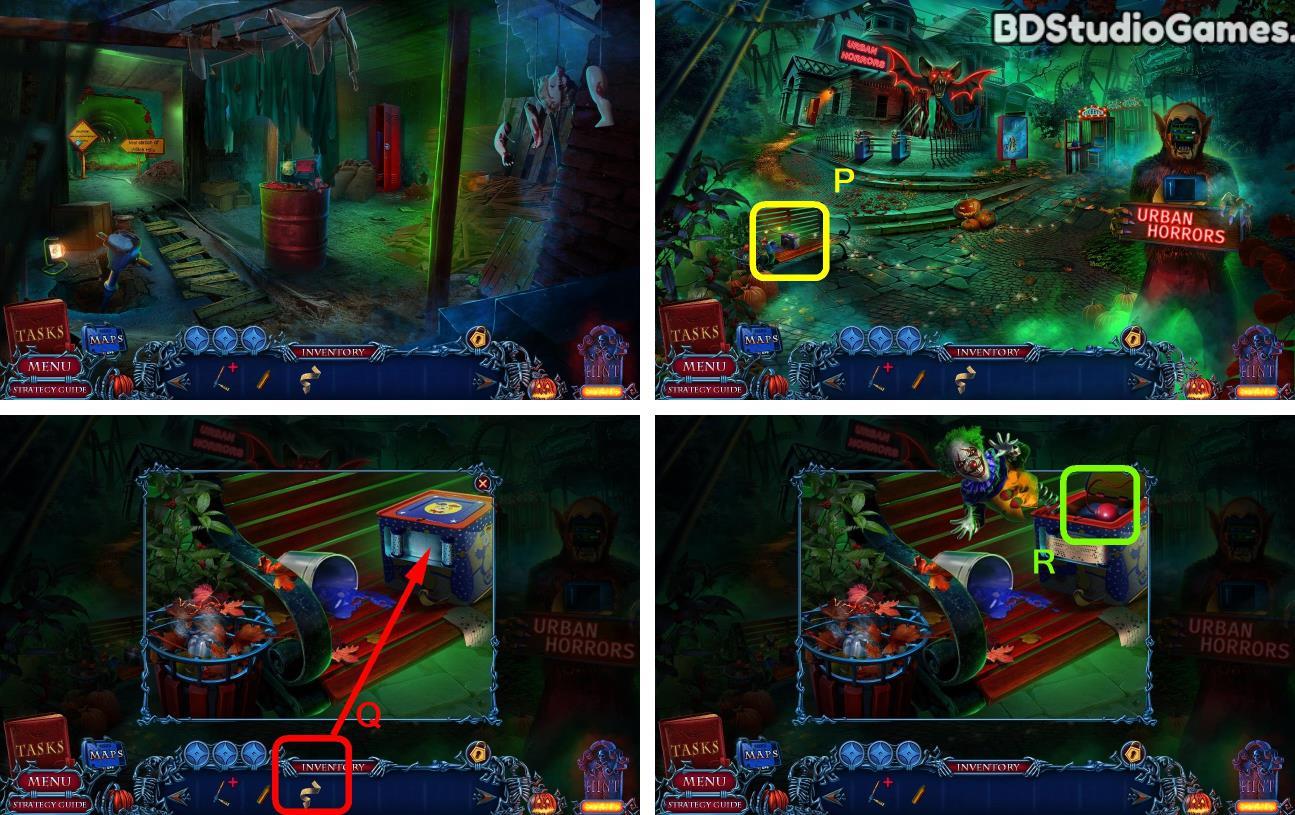 Halloween Chronicles: Monsters Among Us Walkthrough Screenshot 0268
